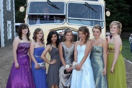 Vintage coach prom ideas transport in Norfolk from Eastons Vintage Coach Hire