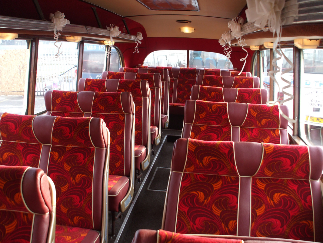 Party Shuttle Bus Hire